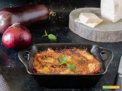 Melanzane a sfincione ricetta siciliana