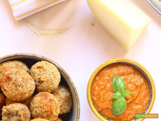 Polpette di lenticchie alla siciliana