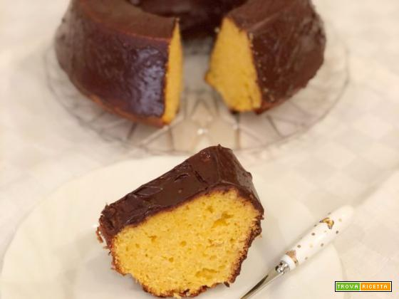 Pan d'arancio con crema spalmabile
