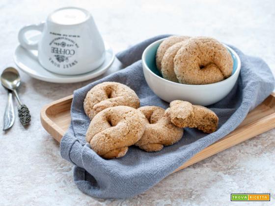 Ciambelline al caffè