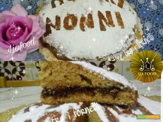 Torta soffice zucca e cannella