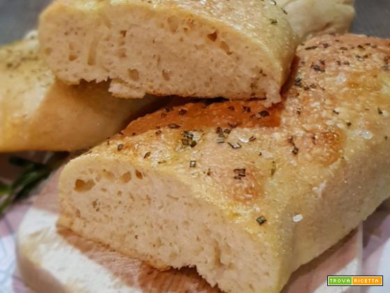 Pan Focaccia