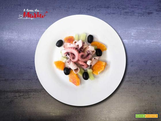 Insalata di polpo e calamari