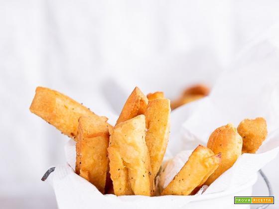 Le panelle: lo street food siciliano
