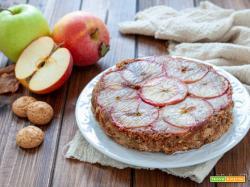 Torta di mele senza impasto