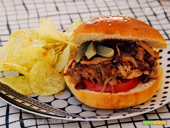 PULLED PORK CON LA SLOW COOKER