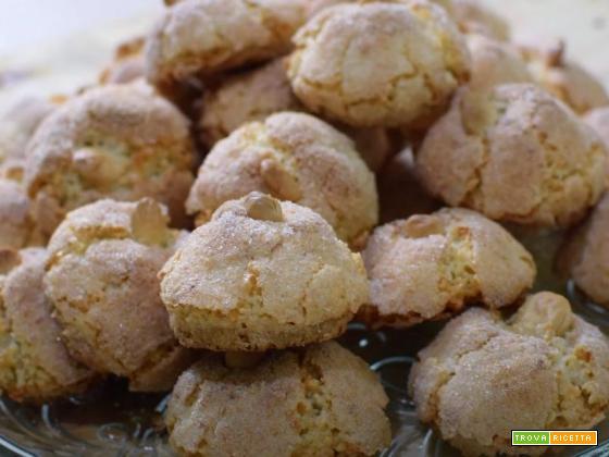 Amaretti sardi -  Il sapore della tradizione