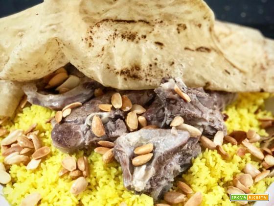 Mansaf, il piatto degli eventi