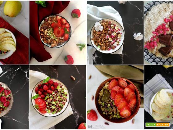 Mille 1 versioni di porridge