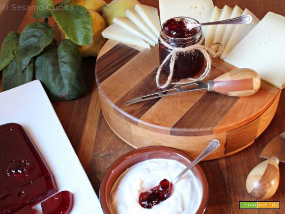 Gelatina di mela cotogna -  Kydoni peltè