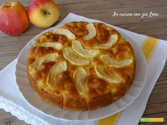 Torta di mele senza burro facilissima