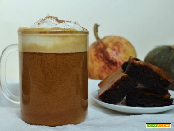 Pumpkin Spice Latte: perfetta bevanda d'autunno