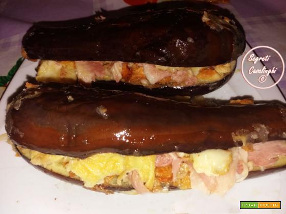 melanzane panino