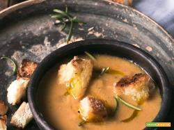 Vellutata di castagne: l'autunno nel piatto!
