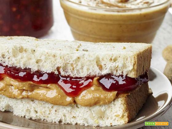 PB & J – Peanut Butter and Jelly sandwich (Stati Uniti)