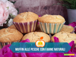 Muffin con farine naturali