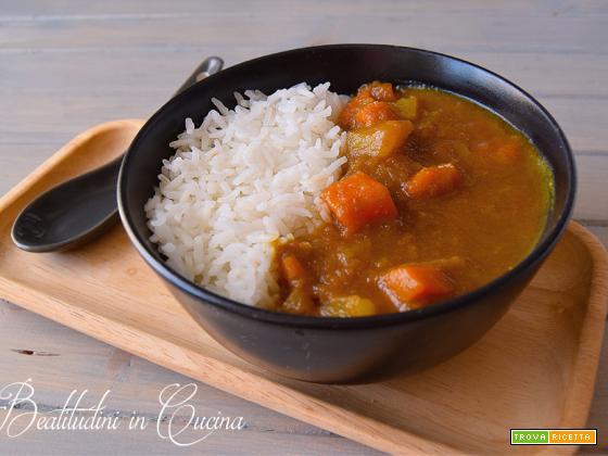 Karē raisu: il curry con riso in Giappone