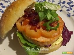 Panini per hamburger - ricetta di Fulvio Marino
