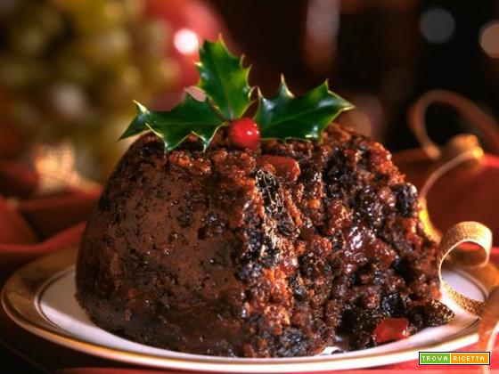 Christmas pudding (Inghilterra)