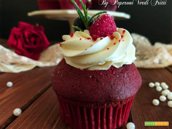 Cupcakes Red Velvet morbidi