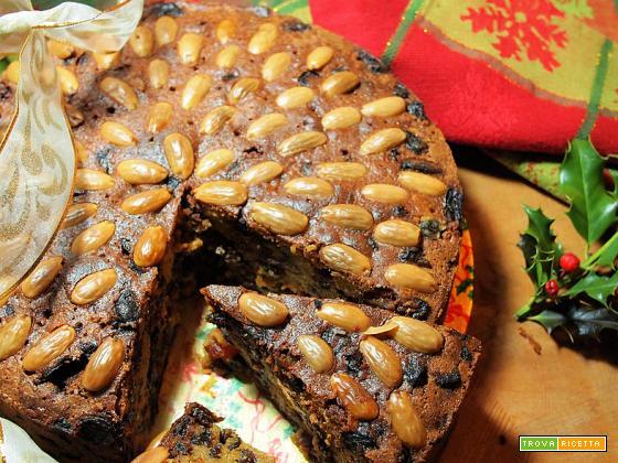 Dundee Cake (Scozia)