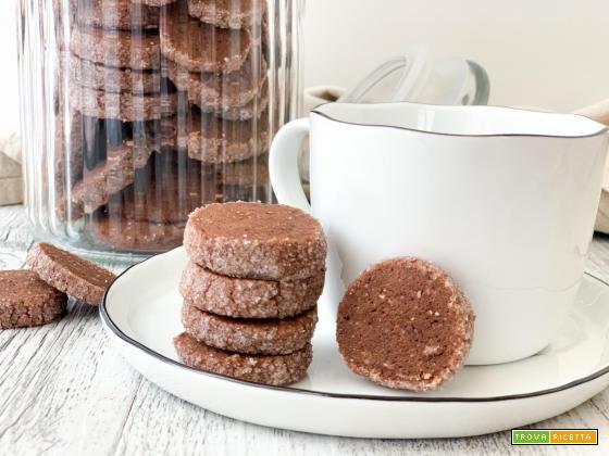 Frolla al cioccolato e biscotti per Natale!