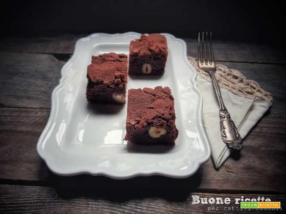 Brownies, ricetta semplice