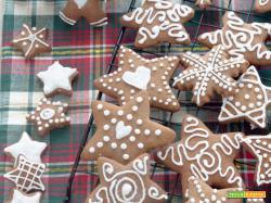 Pan di zenzero – Gingerbread, i biscotti di Natale