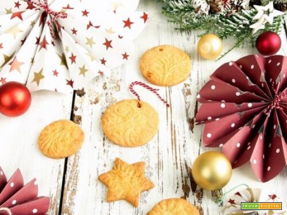 Idee per Natale Biscotti all'arancia