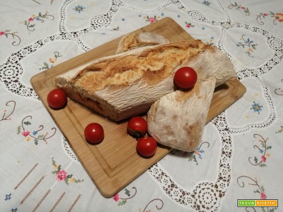 Pane tronchetto di natale