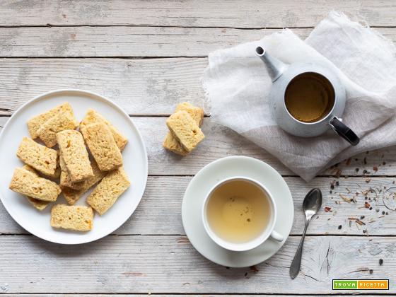 I biscotti da inzuppo con scorza d'arancia {ricetta veloce}