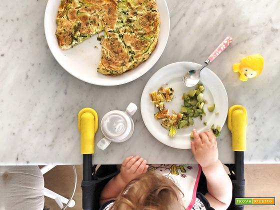 Ricette per lo svezzamento: idee per i piccoli che imparano a mangiare