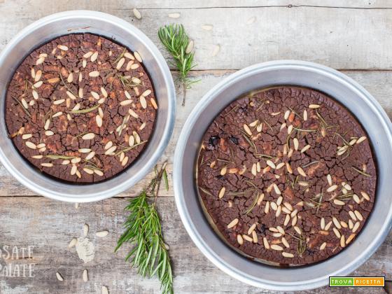 La ricetta originale della tipica torta toscana: il castagnaccio