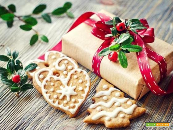 Gingerbread: la ricetta dei biscotti pan di zenzero per Natale