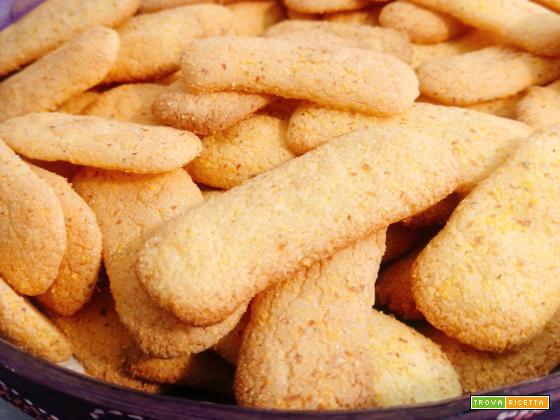 Biscotti leggeri simil Pavesini
