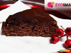 Torta al cacao senza glutine facile e veloce