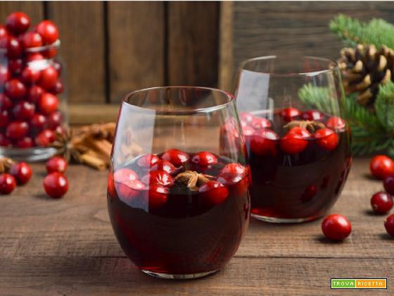 VIN BRULE' (MULLED WINE) fatto in casa