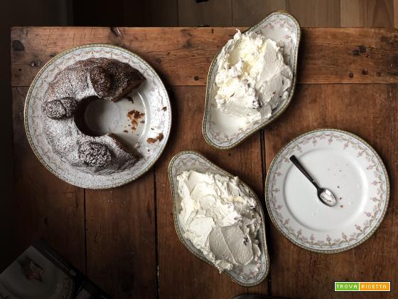 La torta con crema di marroni alla vaniglia, ricetta di Mimi Thorisson