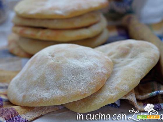 Puccia salentina – ricetta pugliese
