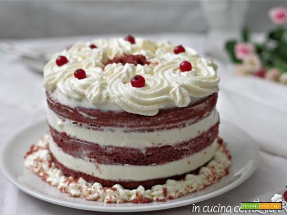 Red velvet cake – la torta regina