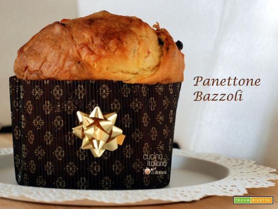 Panettone Bazzoli con lievito madre