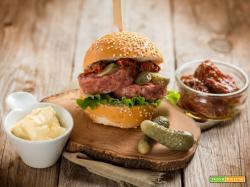 Hamburger di zampone, Capodanno in stile street food