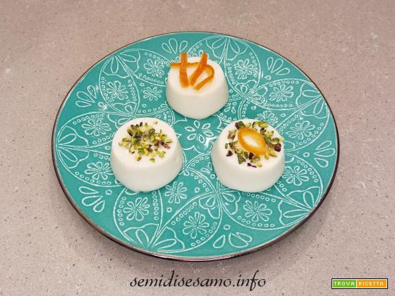 Biancomangiare, dolce siciliano alle mandorle