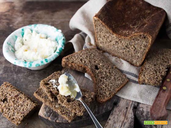 Come fare il pane di segale a casa