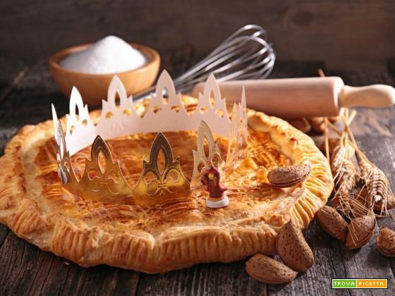 Galette des Rois: ricetta e storia della torta francese tipica dell'Epifania