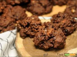 Biscotti veloci e golosi senza zucchero