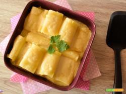 Paccheri ripieni di verza e patate