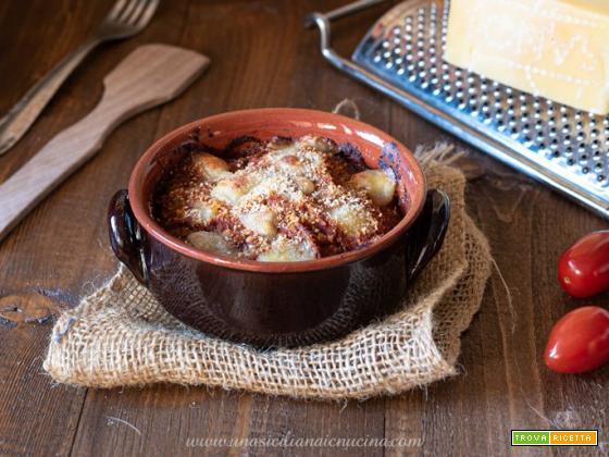 Zucca a sfincione ricetta siciliana