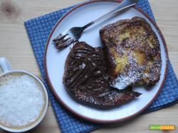 French toast di panettone: ricetta golosa post-Natale