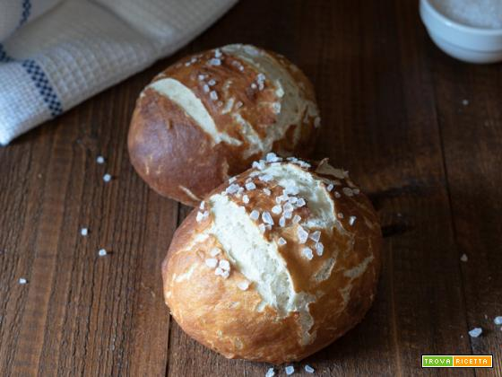 Panini Laugenbrot o panini tirolesi